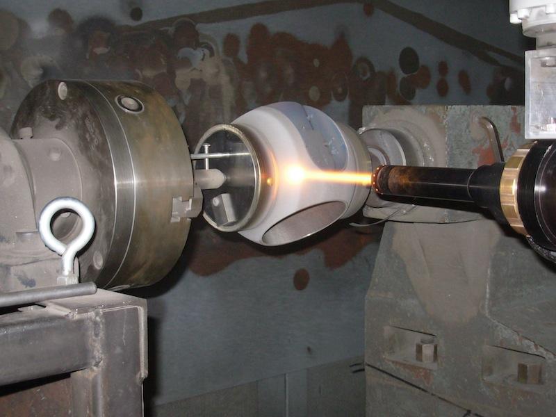 Gas Tank Repair >> HVAF - HVOF - Aerospace Dimensioning - Oil Refining and ...